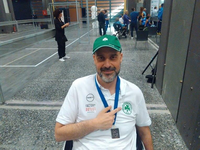 Το πρώτο «πράσινο» μετάλλιο ΑμεΑ!