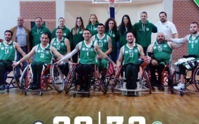 Αετοί Κρήτης-Παναθηναϊκός 29-72: Νίκη στα πράσινα Χανιά! (VIDEO)
