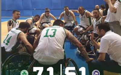 Παναθηναϊκός-Ηρόδικος 71-51: Στον τελικό το Τριφύλλι!