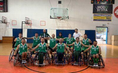 Μέγας Αλέξανδρος – Παναθηναϊκός ΑμεΑ 53-54: Με το δεξί… η νέα σεζόν!